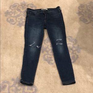 Gap Easy Leggings / Jean Leggings size 29R